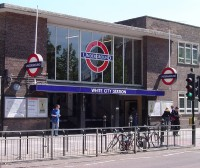 White_city_tube_station