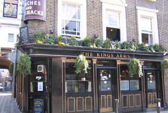 king's arms roupell st